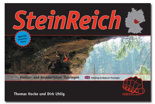 SteinReich - Kletter- und Boulderführer Thüringen
